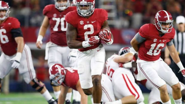 Alabama's Derrick Henry has worked to become Tide's leader; Cincy's new QB ready to step up
