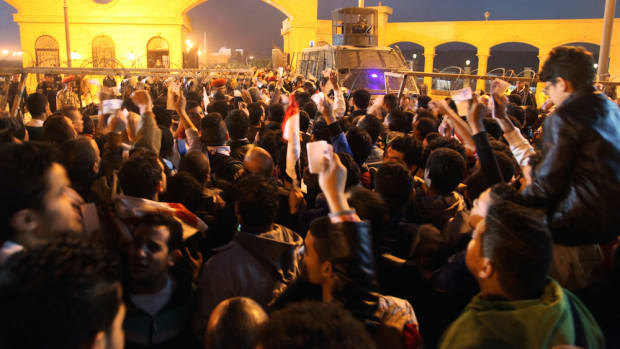egypt cairo soccer riots
