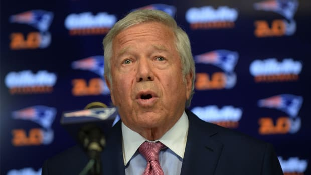Patriots owner Robert Kraft: 'I was wrong to put my faith in the league'--IMAGE