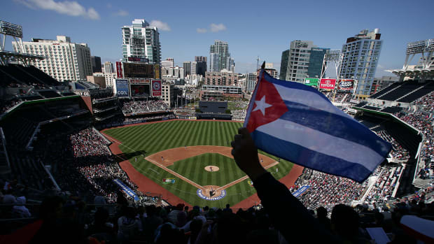MLB likely to play exhibition game in Cuba