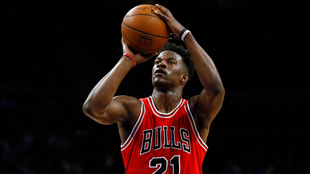 Reports: Jimmy Butler, Bulls finalizing five-year, $90 million deal IMAGE