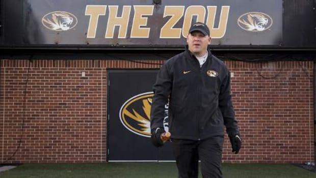 Missouri names Barry Odom head coach - IMAGE