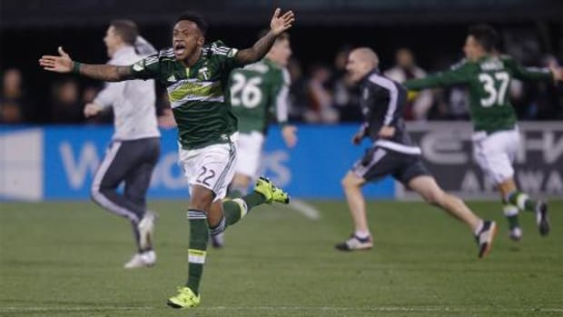 Portland Timbers win first MLS Cup, beat Columbus Crew 2-1 in crazy final--IMAGE