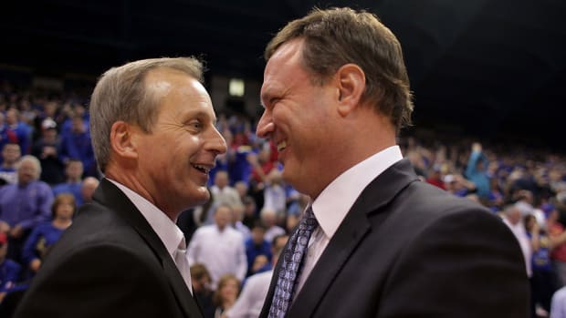 Rick Barnes Bill Self conference reset story top