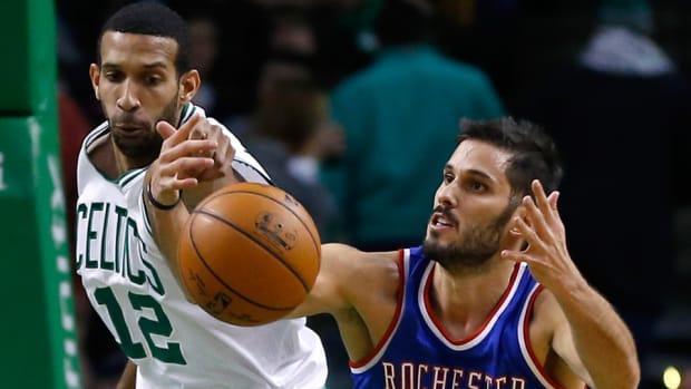 Brandan Wright Celtics