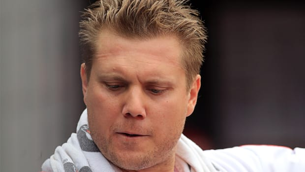 Washington Nationals suspend Jonathan Papelbon four games IMAGE