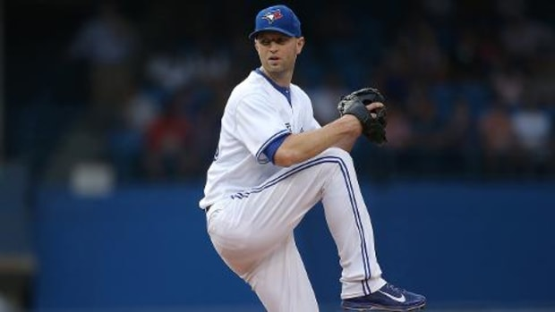 Blue Jays sign J.A. Happ for 3-year, $36 million deal -- IMAGE