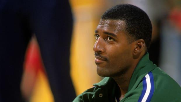 Former Mavericks center Roy Tarpley