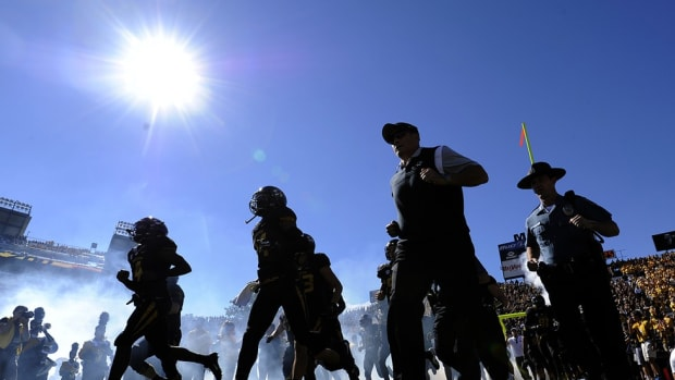 Not a black or white issue: Former Missouri football player shares his experiences, thoughts on protests