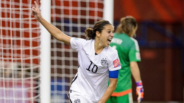 USA blanks Germany, advances to Women's World Cup Final IMAGE
