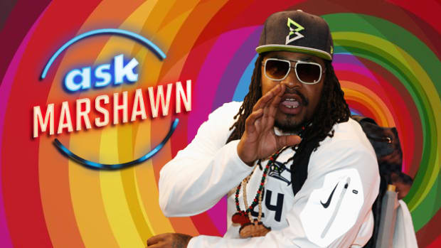 Ask Marshawn