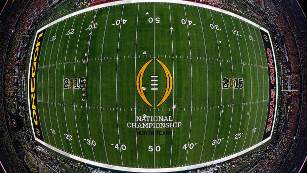Did success of the College Football Playoff bring players closer to getting paid? - Iamge
