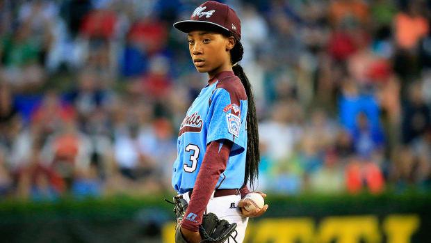 Mo'ne Davis on forgiving college baseball player: Everyone deserves second chances - Image