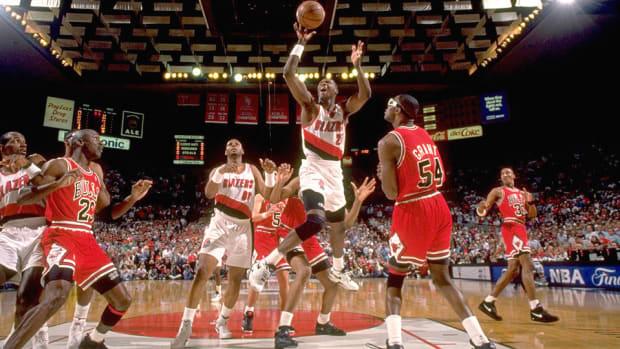 Jerome Kersey Blazers Bulls 1992 finals 960