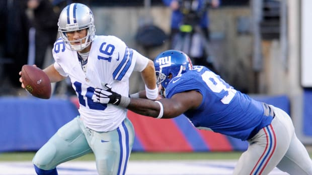 Dallas is close to falling out of NFC East race IMAGE