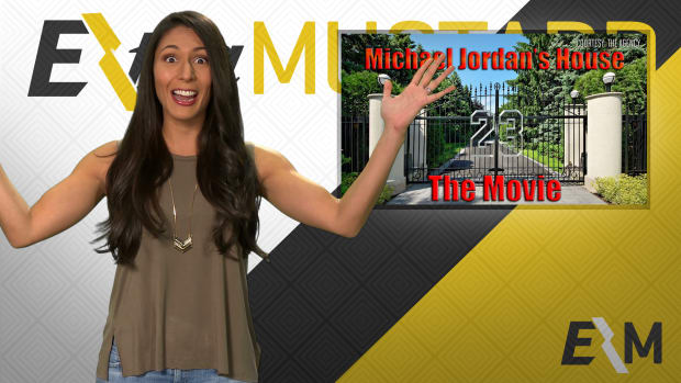 Mustard Minute: Michael Jordan's house: The movie IMG