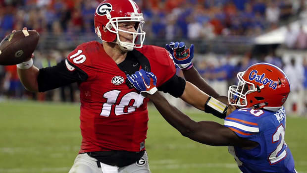 No. 11 Florida beats Georgia 27-3, closes in on SEC East -- IMAGE