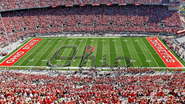 """The unlikely history behind """"Script Ohio:"""" One of college football's most iconic, longstanding traditions"""