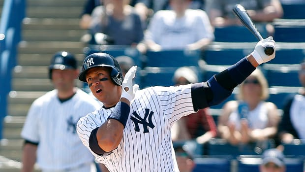 Watch: Yankees DH Alex Rodriguez blasts home run for 3,000th career hit