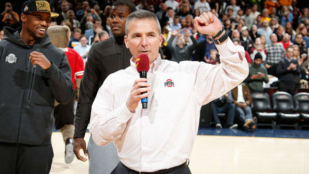How Urban Meyer is trying to keep the Buckeyes hungry to repeat as champions - Image