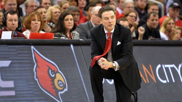 louisville rick pitino coach puerto rico national team