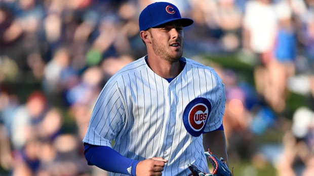 Cubs send Kris Bryant, Javier Baez, Addison Russell to minors IMAGE
