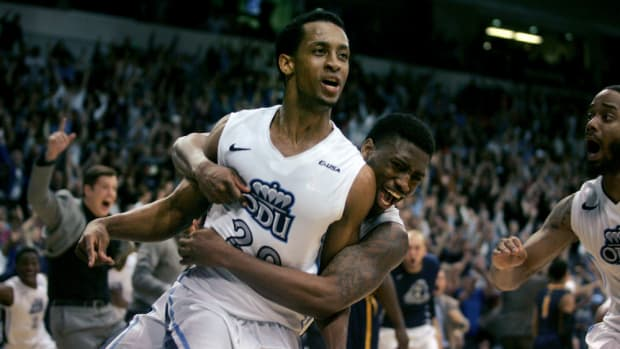 trey freeman old dominion buzzer beater nit murray state