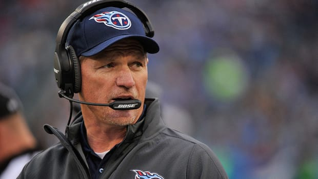 Eddie George: The Titans need to draft more than a QB to be playoff contenders-image