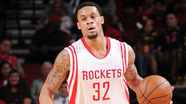 Rockets re-sign K.J. McDaniels to three-year, $10M contract IMAGE