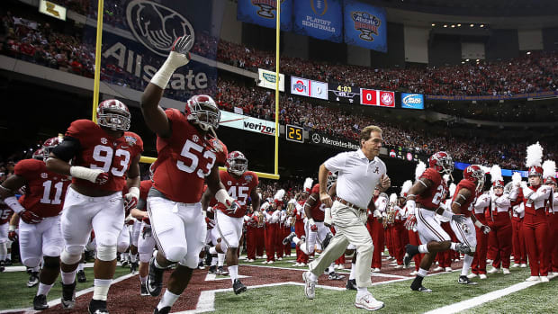 Will Alabama make it back to the College Football Playoff? - Image