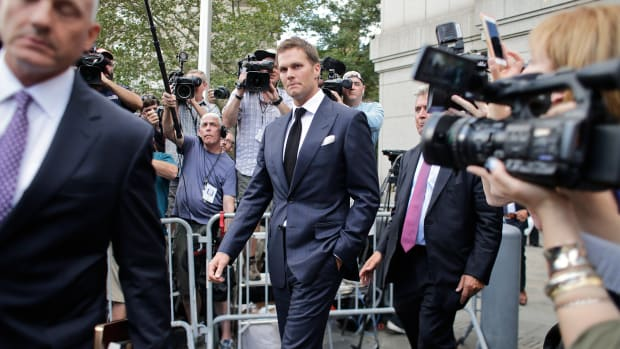 Tom Brady open to some form of suspension--IMAGE