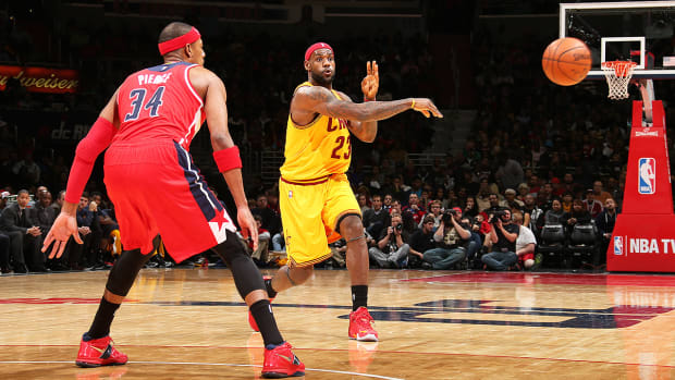 LeBron James' assist record is a product of evolving NBA - Image