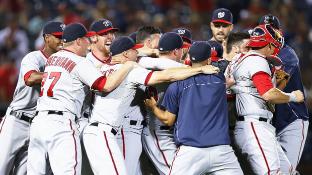 Verducci: Why the Nationals are the NL Pennant frontrunner - Image