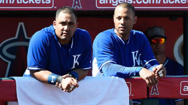 The Kansas City Royals will fail to repeat last year's success - Image