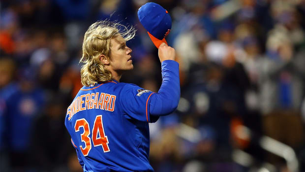 Mets take NLCS Game 2, lead series 2-0--IMAGE