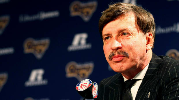 Is the St. Louis Rams owner serious about moving the team to LA? - Image