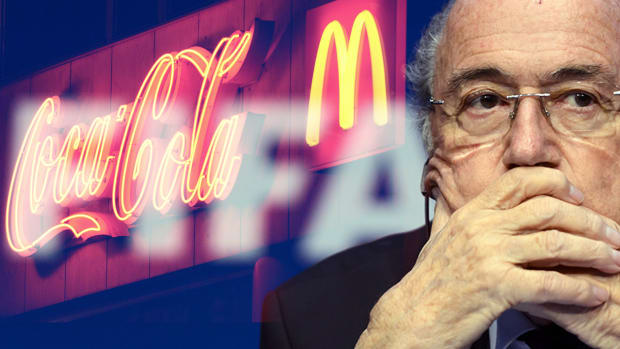 FIFA sponsors Coca-Cola, McDonald's call on Sepp Blatter to resign immediately -- IMAGE