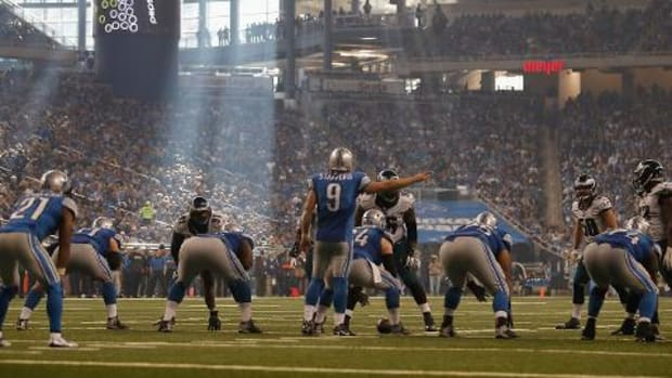 Detroit Lions dominate Chip Kelly's Philadelphia Eagles, 45-14  -- IMAGE