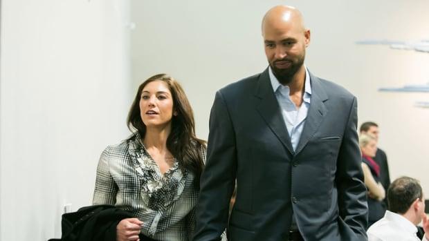 hope solo husband jerramy stevens charged dui