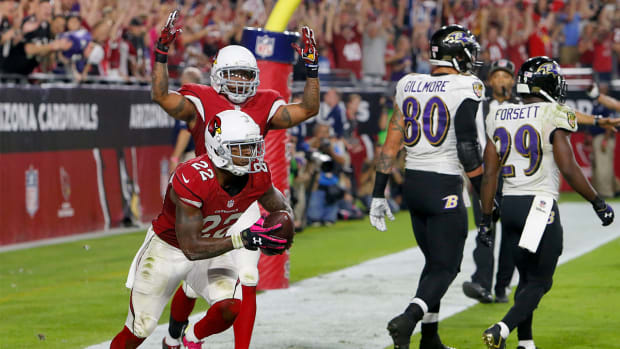 Arizona Cardinals defeat Baltimore Ravens 26-18 - IMAGE
