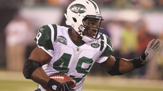 4-time Pro Bowler Tony Richardson: Being undrafted made me a successful NFL player - Image