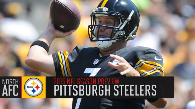 Pittsburgh Steelers 2015 season preview IMAGE