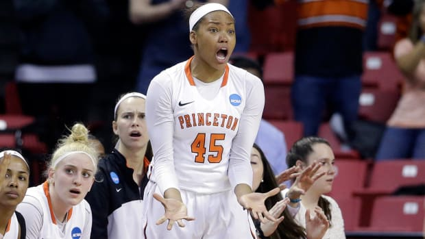 Obama's niece threatened before Princeton-Maryland game