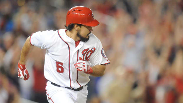 Anthony Rendon activated, to make season debut Thursday IMAGE