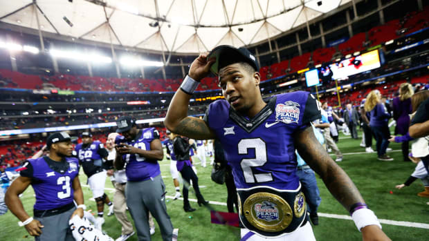 tcu trevone boykin wrist procedure