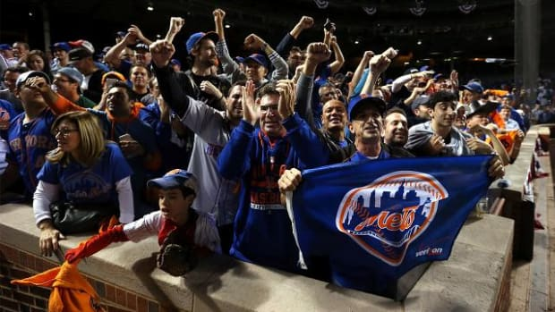 Mets World Series tickets on sale for one million dollars each - IMAGE