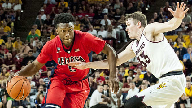 Stanley Johnson NCAA team preview