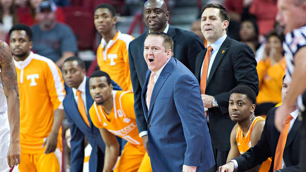 What's next for Tennessee basketball after Donnie Tyndall's ouster?-image