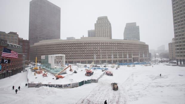 boston snow patriots super bowl parade postponed