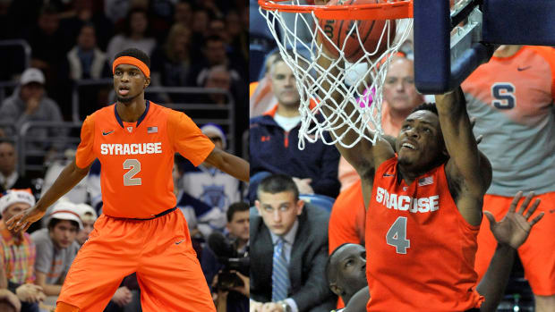 Report: Two Syracuse players to transfer IMAGE